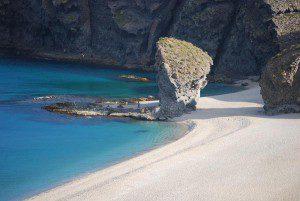 Playa de los Muertos Almeria Spain