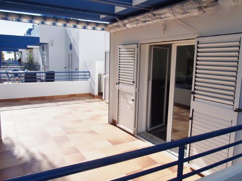 Appartement te koop met zeezicht in Mojacar Spanje
