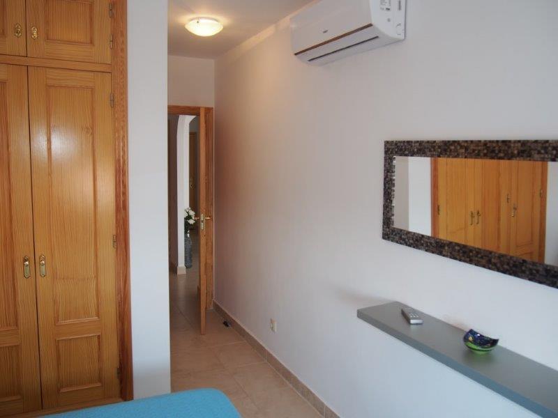 two bedrooms Palomares appartement  te koop zeezicht