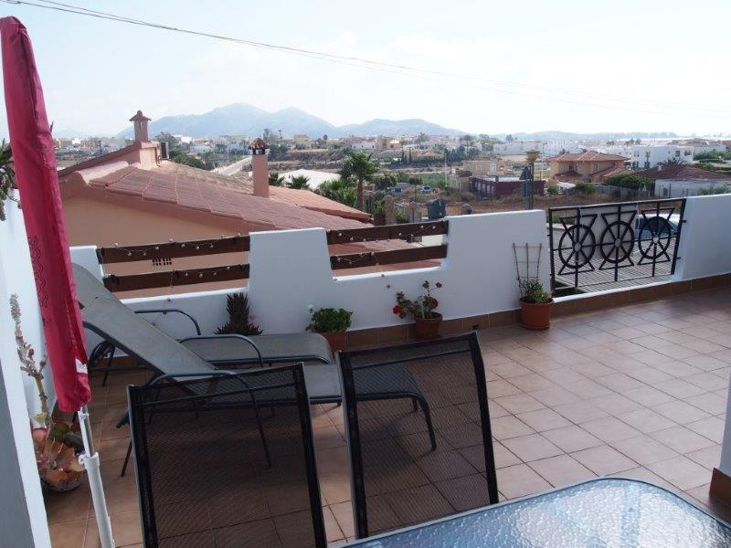 terrace Appartement  te koop in Palomares