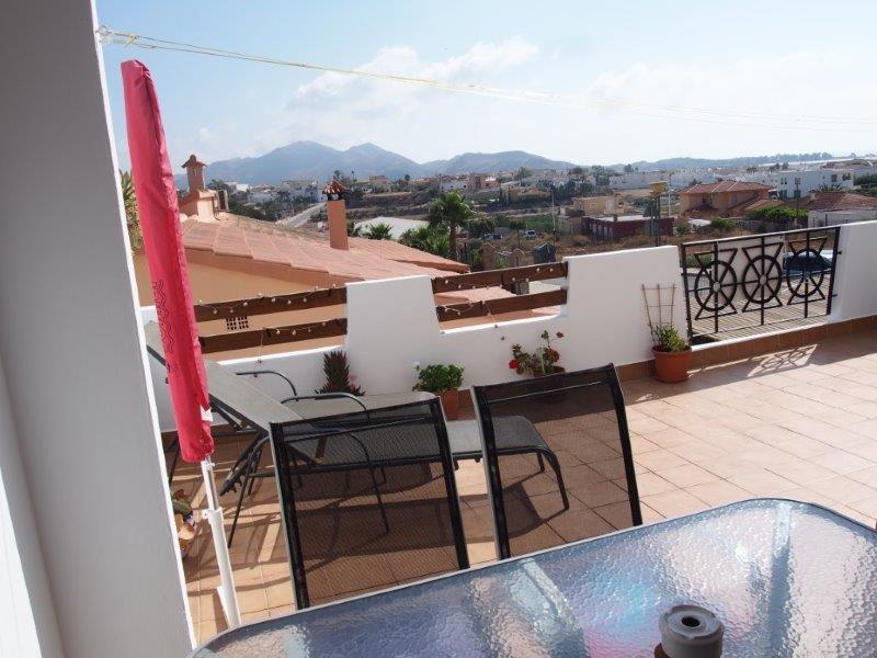 terrace Palomares appartement  te koop zeezicht