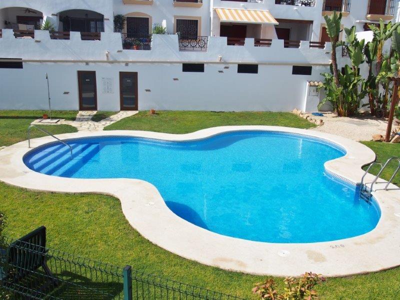 Appartement  te koop in Palomares met zwembad