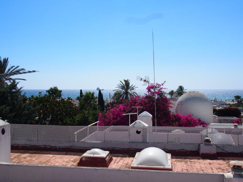 Duplex te koop Vera Playa