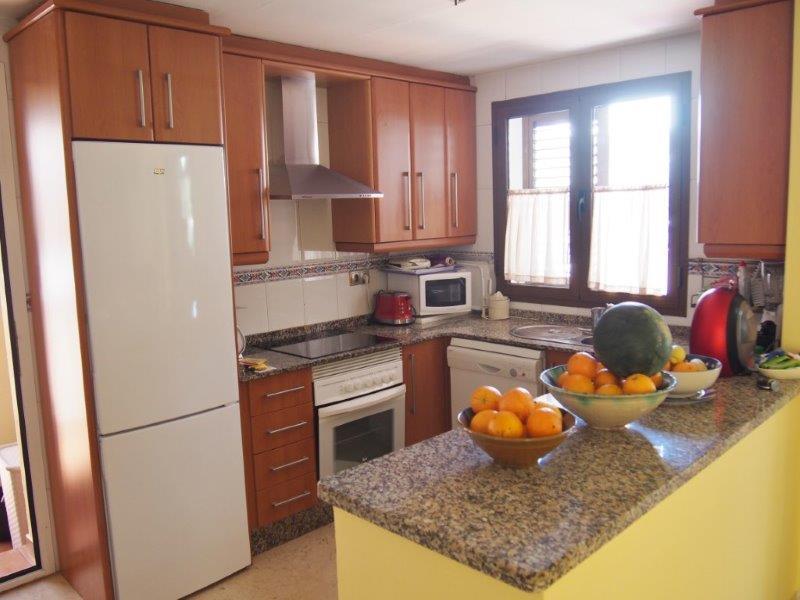 house for sale Vera Playa,  kitchen