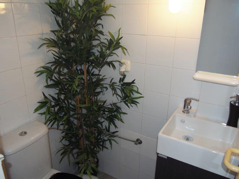 toilet 3 slaapkamer duplex Mojacar te koop