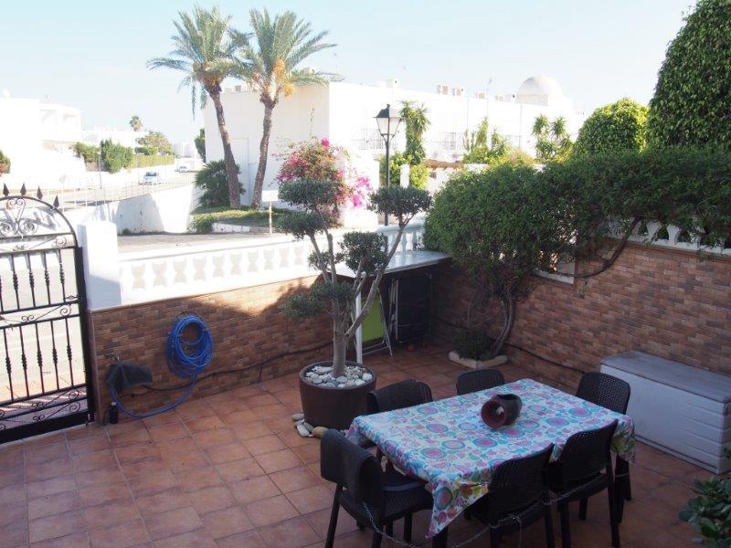 terrace 3 slaapkamer duplex Mojacar