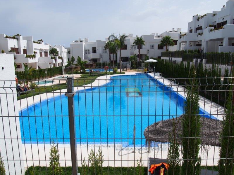 San Juan de los Terreros 2 bedroom apartment for sale