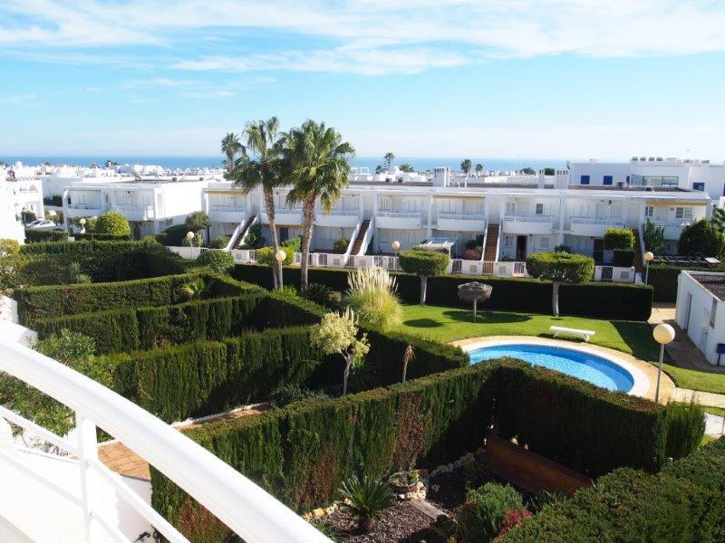 Woning te koop in Mojacar Playa Almeria, drie slaapkamers