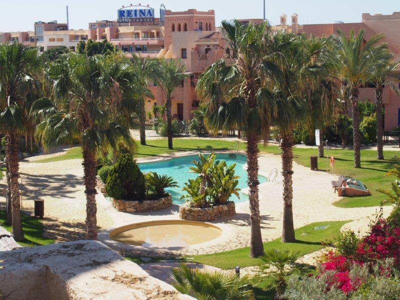 Te koop 2 slaapkamer appartement Vera Playa - Almeria