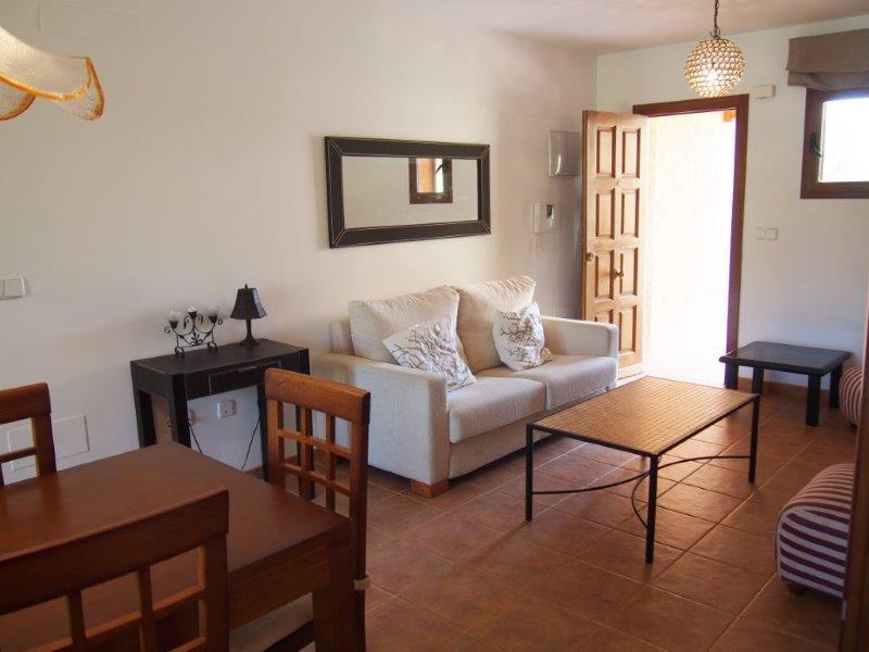 Gelijkvloers appartement te koop in Vera Playa