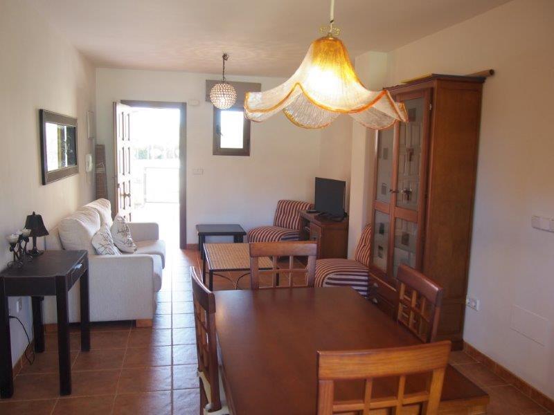 Gelijkvloers appartement te koop in Vera Playa Almeria