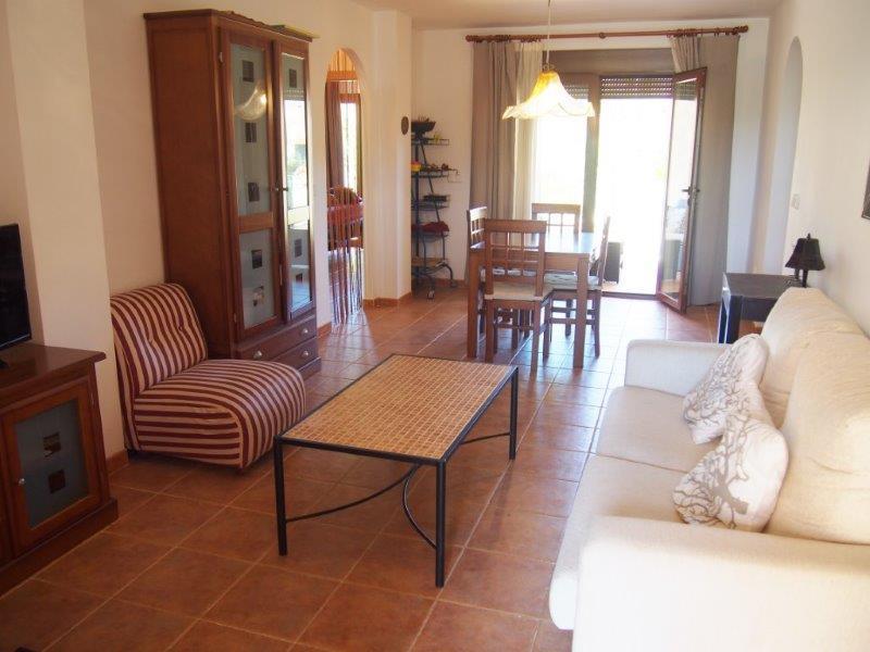 Almeria Vera Playa, appartement met 2 slaapkamers te koop
