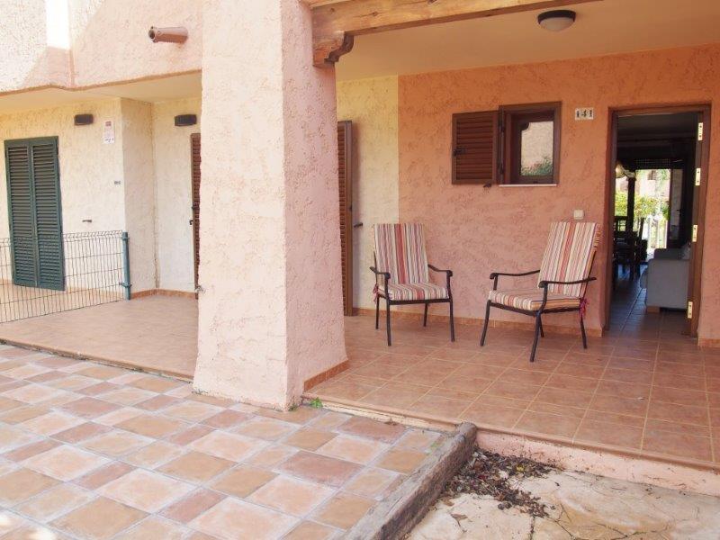 Te koop 2 slaapkamer appartement met groot terras te Vera Playa - Almeria