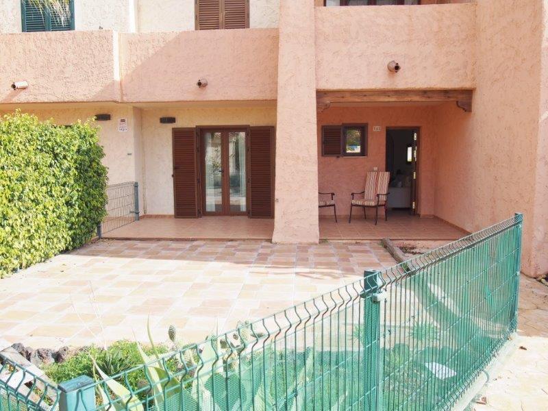 Mooi appartement te koop  op het gelijkvloers te Vera Playa