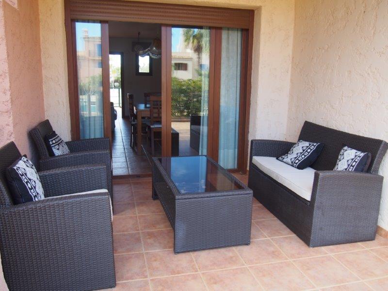 Appartement met 2 slaapkamers te koop in Vera Playa