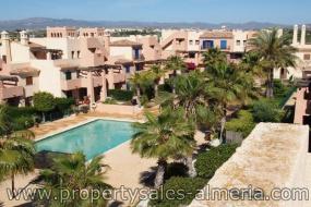Te koop 2 slaapkamer appartement  in Vera Playa