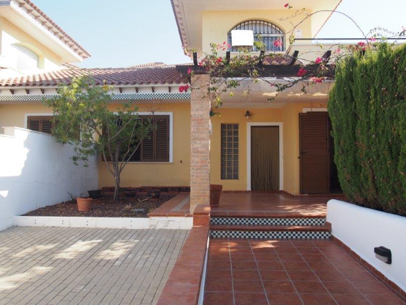 3 slaapkamer duplex Vera Playa te koop