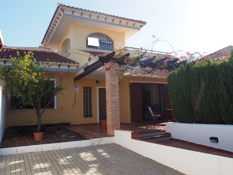 Te koop 3 slaapkamer duplex te Vera Playa