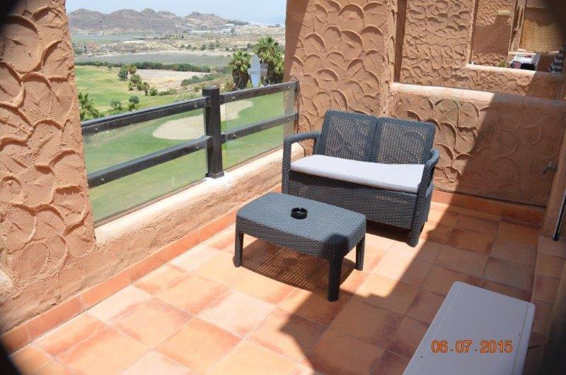 apartment for sale Terrazas del Golf Spain Mojacar Spanje