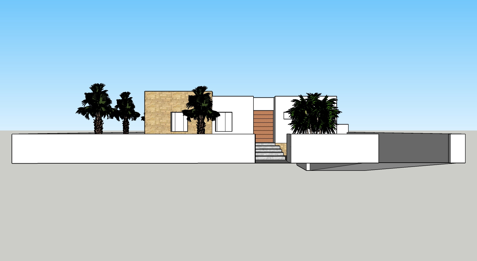 Nieuwbouwproject Caporchanes Vera-Playa Spanje Almeria
