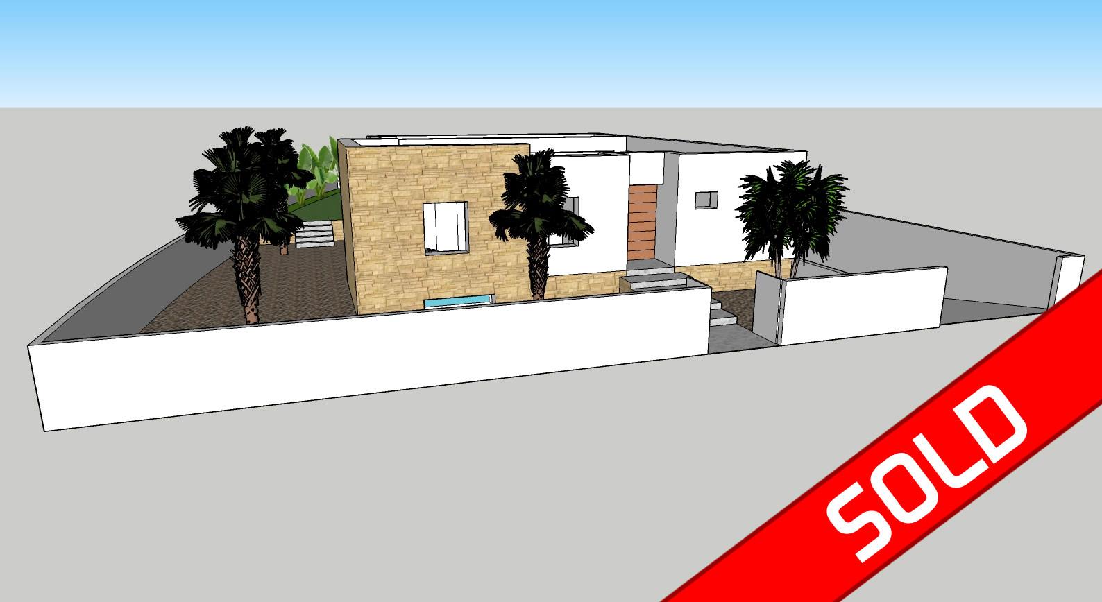 Nieuwbouwproject Caporchanes Vera Playa , Almeria