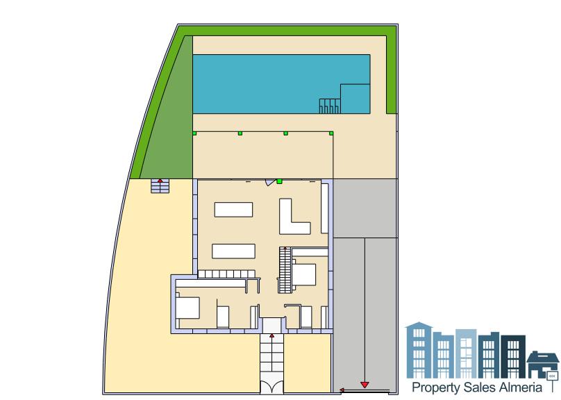 Nieuwbouwproject Caporchanes Vera-Playa Almeria