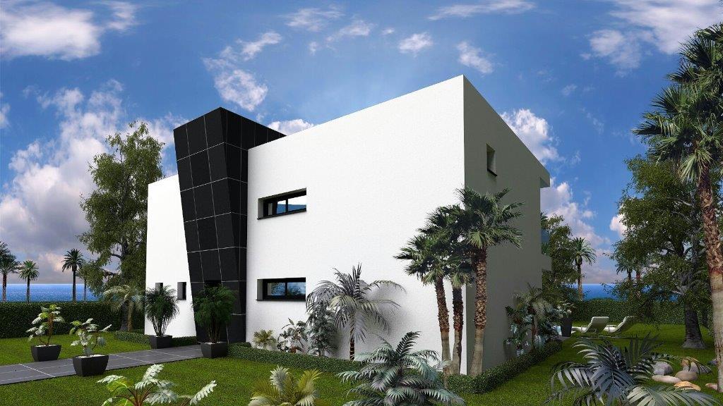 Nieuwbouwproject te koop Vera Playa, zwembad, 3 slaapkamers, 2 badkamers