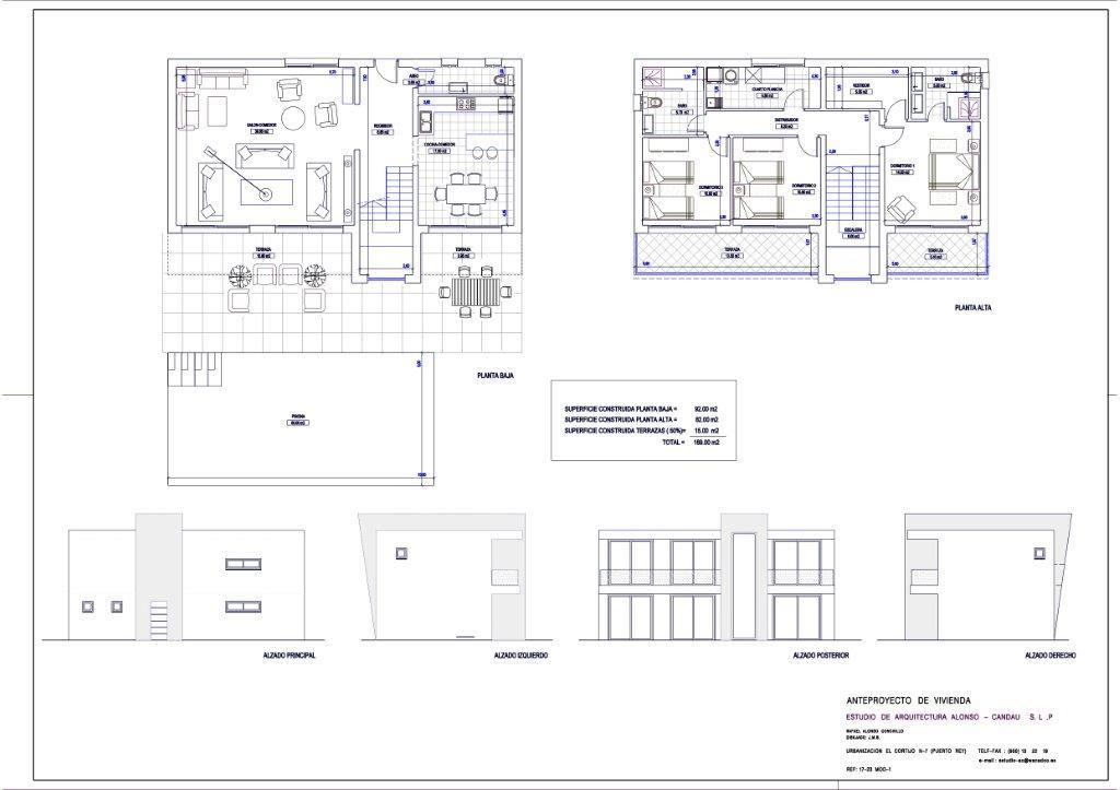 Nieuwbouwproject te koop Vera Playa - Almeria, zwembad, 3 slaapkamers, 2 badkamers