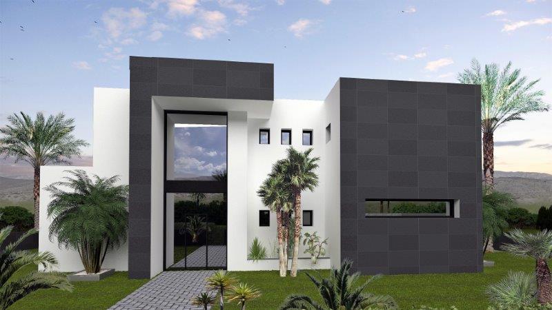 Nieuwbouwproject te koop - New construction project Caporchanes Vera-Playa