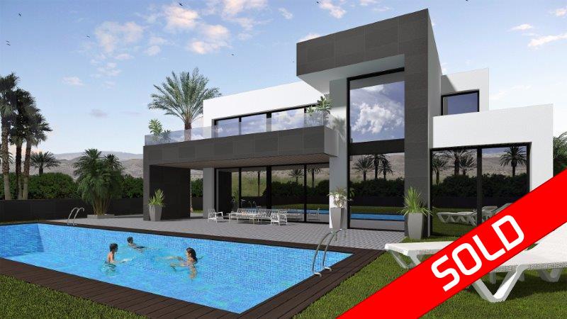 Nieuwbouwproject  te koop Caporchanes Vera-Playa Almeria