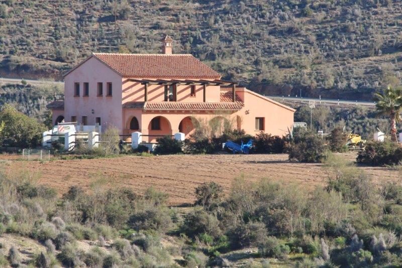 landhuis Sorbas 10 slaapkamers 5 badkamers Almeria Spanje PSA-SRB022 100