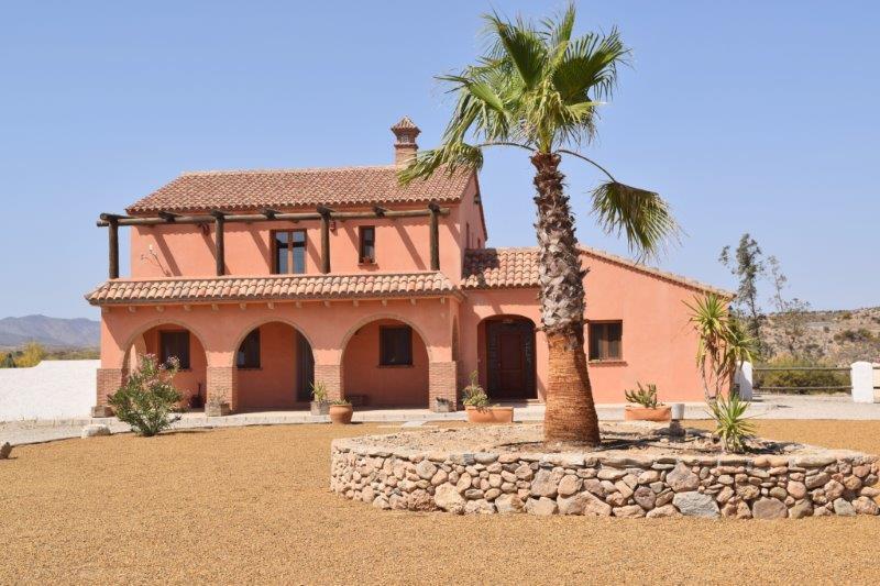 landhuis Sorbas 10 slpk 5bdk 540.000€ PSA-SRB022 1003