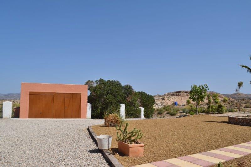 landhuis Sorbas 10 slaapkamers 5 badkamers Almeria Spanje