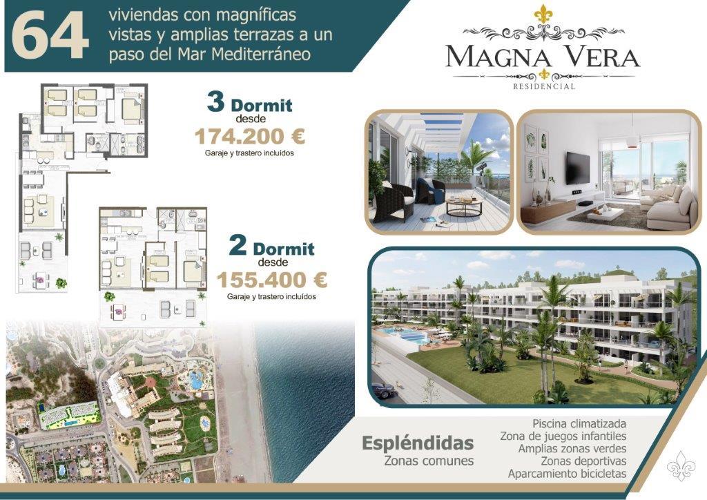 Nieuwbouw te koop Playa Vera Residencia Magna VERA_4