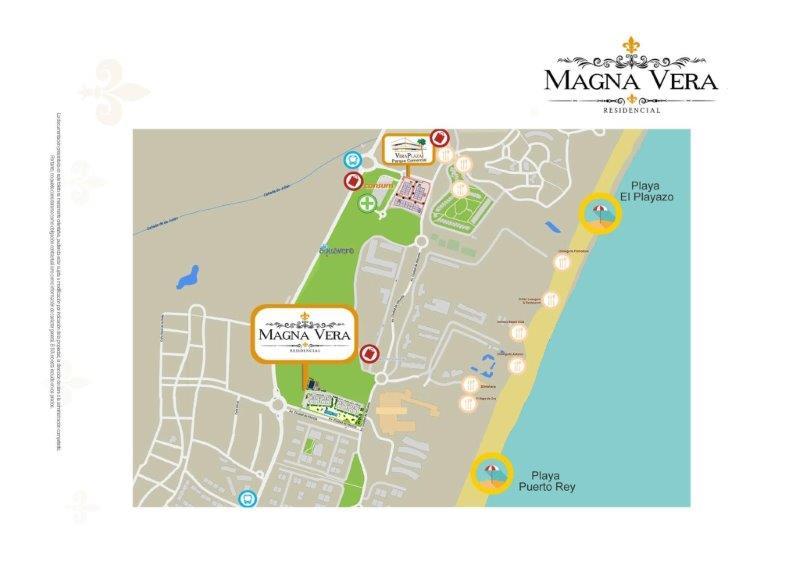 Almeria Playa Vera Residencia Magna VERA_3 Nieuwbouw te koop