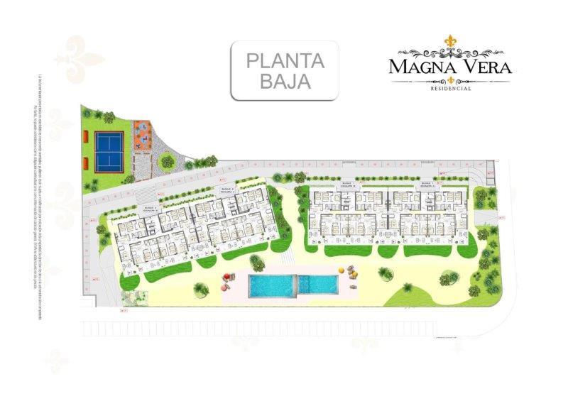 Nieuwbouw te koop Playa Vera Residencia Magna