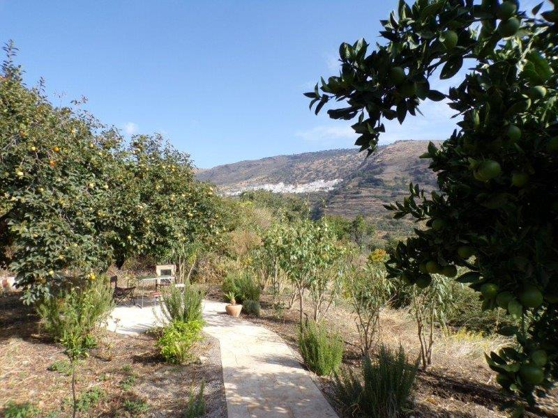Ecologisch landhuis in Canjáyar te koop