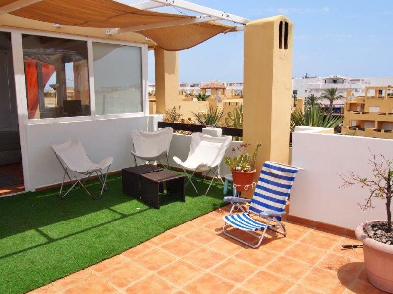 Penthouse Calle Los Amarguillos te koop - Vera Playa