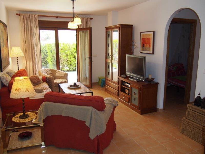 Gelijkvloers appartement te koop Vera Playa, La Kasbah del Puerto