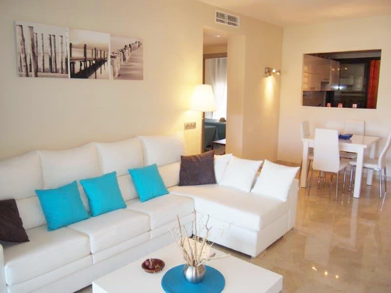 Prachtig gelijkvloers appartement Golf Valle del Este - Vera Playa