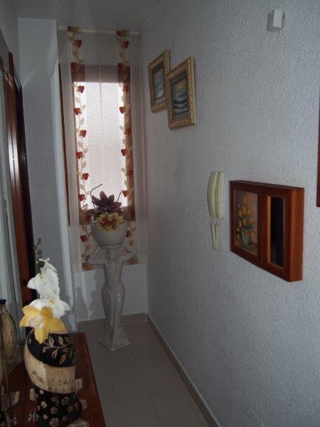 3 slaapkamer appartement  te koop in hartje Garrucha