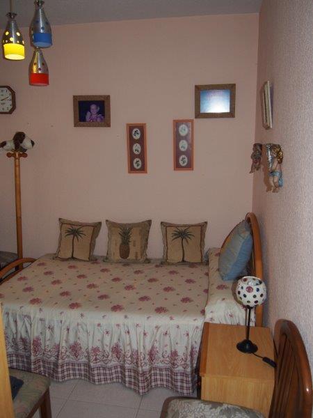 Appartement  te koop in hartje Garrucha