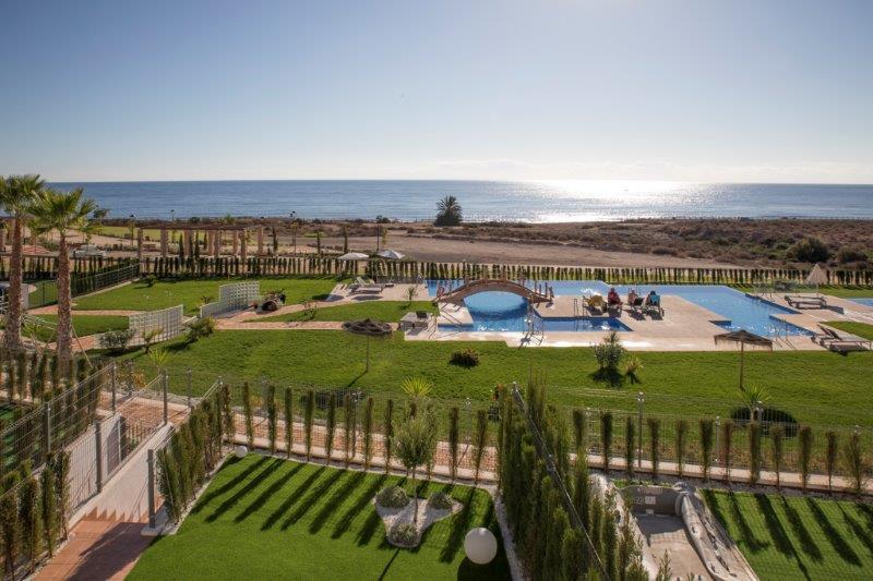 appartementen te koop Luxe resort San Juan de los Terreros
