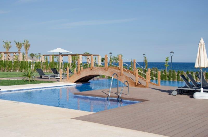 appartementen te koop Luxe resort San Juan de los Terreros 4