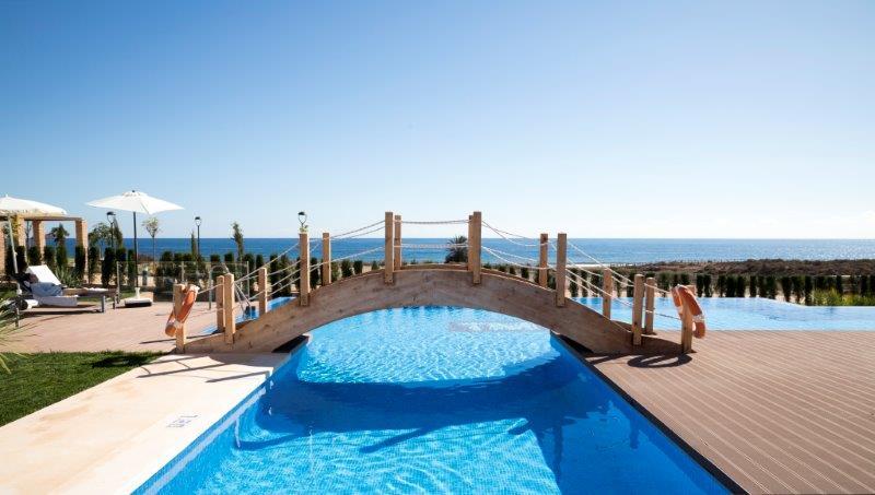 appartementen te koop Luxe resort San Juan de los Terreros 2