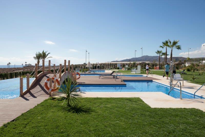 appartementen te koop Luxe resort San Juan de los Terreros 3