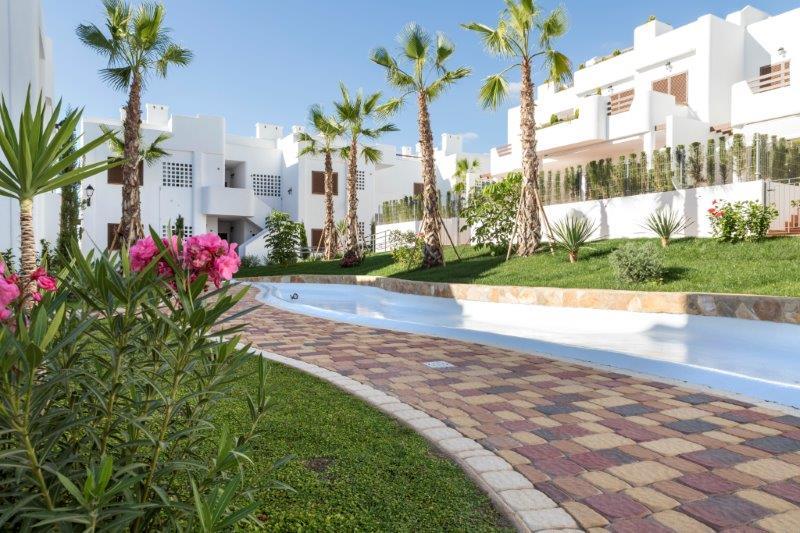 appartementen te koop Luxe resort San Juan de los Terreros 8