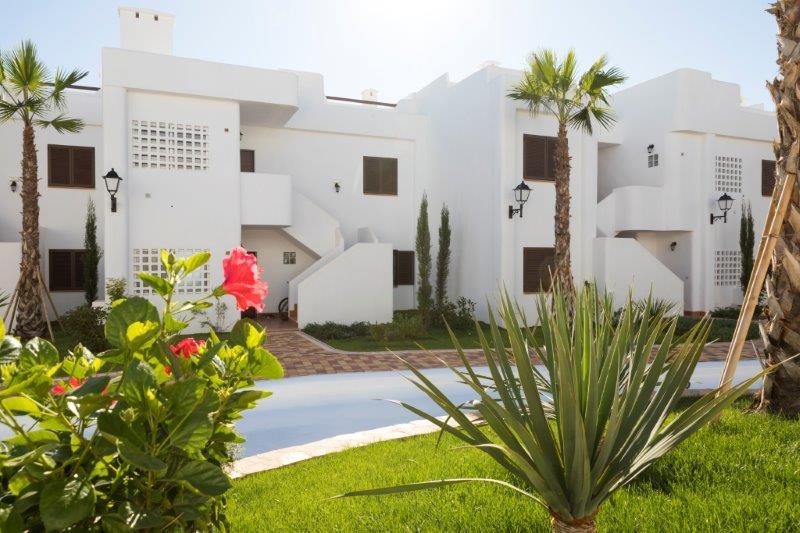 appartementen te koop Luxe resort San Juan de los Terreros 20
