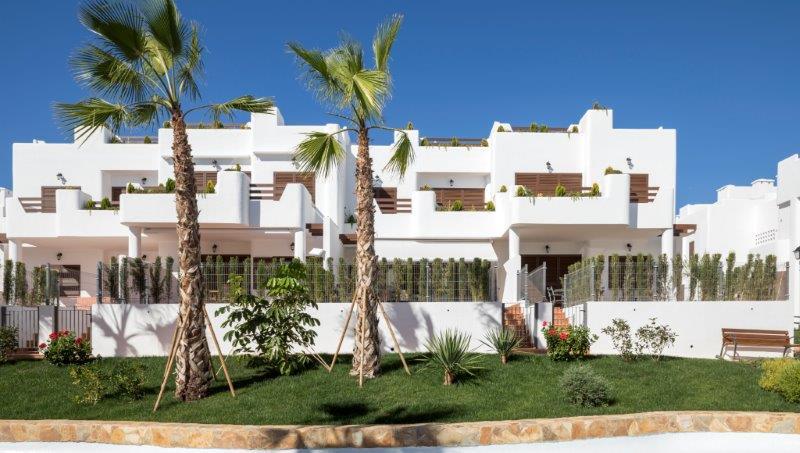 appartementen te koop Luxe resort San Juan de los Terreros 10