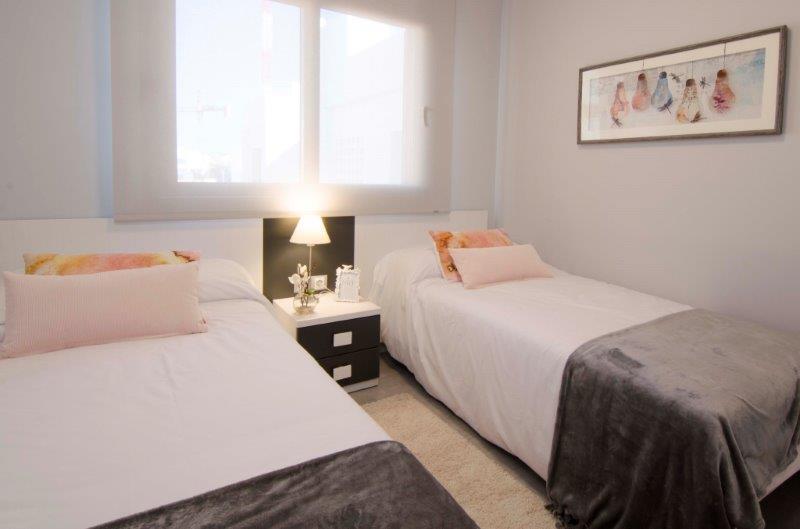 appartementen te koop Luxe resort San Juan de los Terreros 24